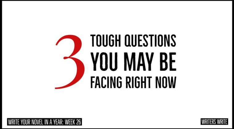 3 Tough Questions Writers May Be Facing