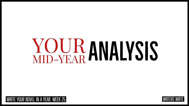 Your Mid-Year Writing Analysis