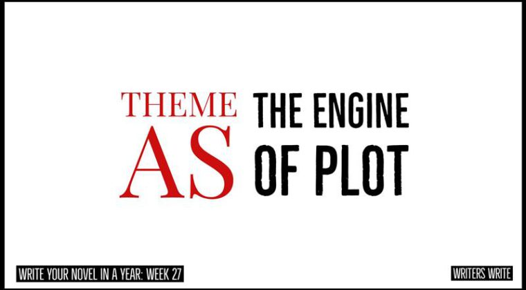Theme As The Engine Of Plot