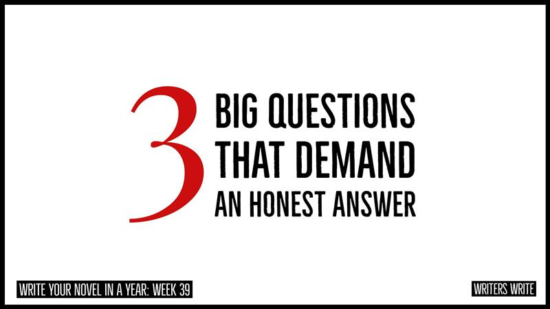 3 Big Questions That Demand An Honest Answer In Your Book
