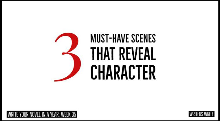 3 Must-Have Scenes That Reveal Character