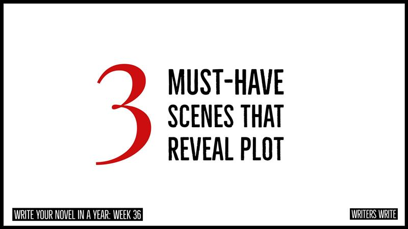 3 Must-Have Scenes That Reveal Plot