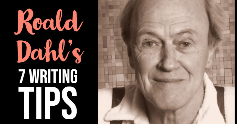 7 Writing Tips From Roald Dahl