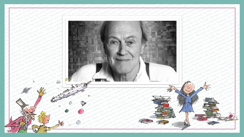 7 Writing Tips From Roald Dahl