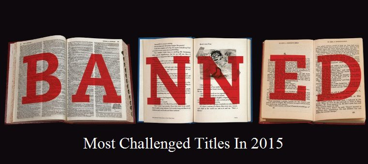 most challenged titles of 2015
