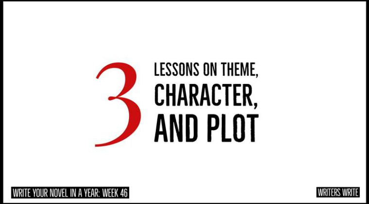 3 Lessons On Theme, Character, And Plot