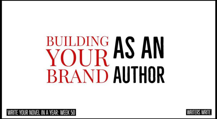 building your brand as an author