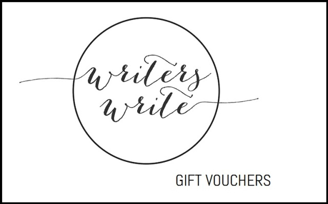 Writers Write Gift Vouchers