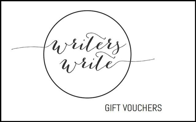 Writers Write Gift Vouchers