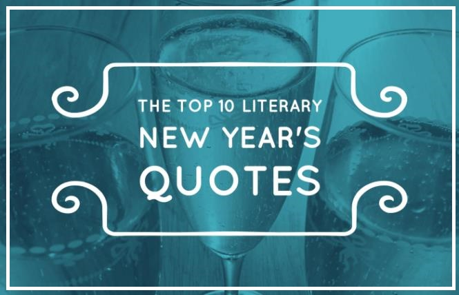 The Top 10 Literary New Year's Quotes