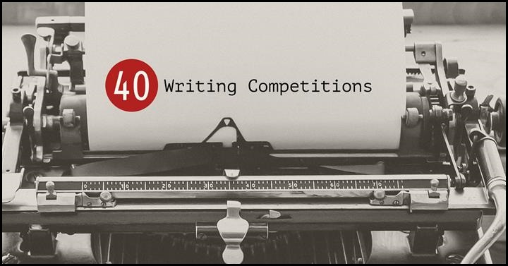 40 Writing Competitions To Inspire You