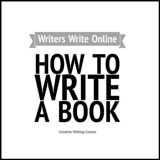 Writers Write Online Course