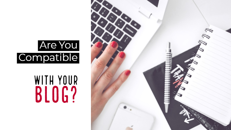 Does Your Blog Suit Your Brand