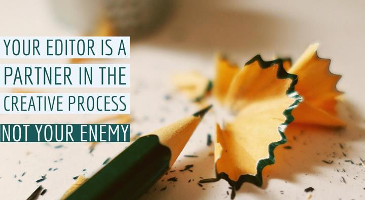 Your Editor Is Not Your Enemy