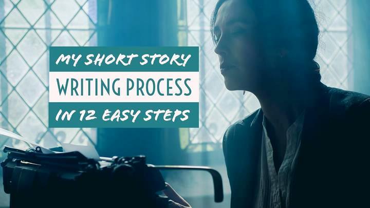 My Short Story Writing Process