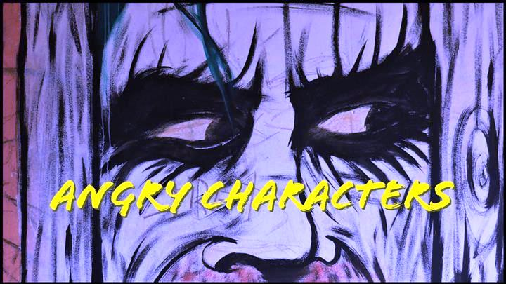 Angry Characters And What To Do With Them