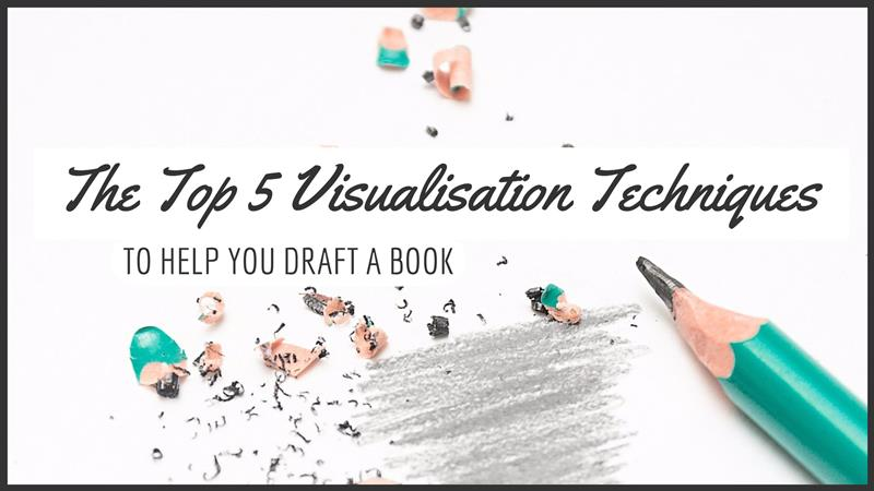 visualisation techniques to help you draft a book