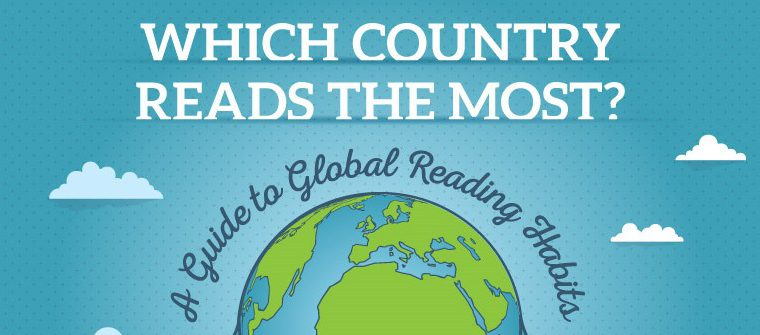 which country reads the most?
