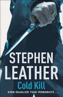 interview with Stephen Leather