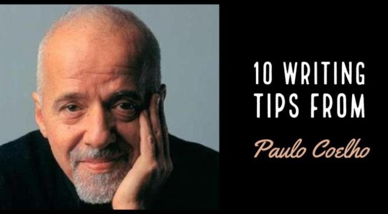 10 Writing Tips From Paulo Coelho