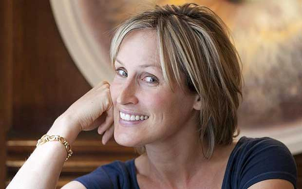 interview with Santa Montefiore