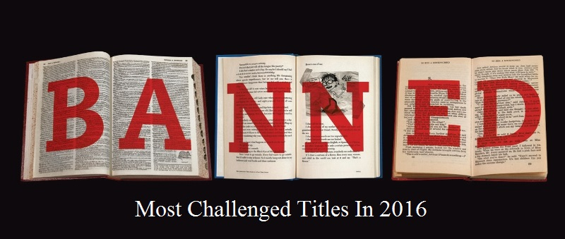 the most challenged titles of 2017