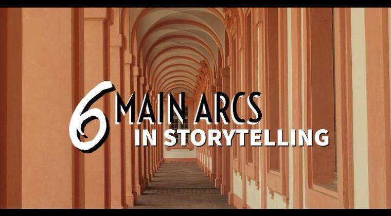 6 Main Story Arcs