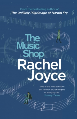 Book Review – The Music Shop