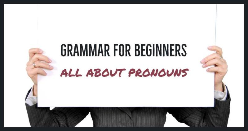 All About Pronouns