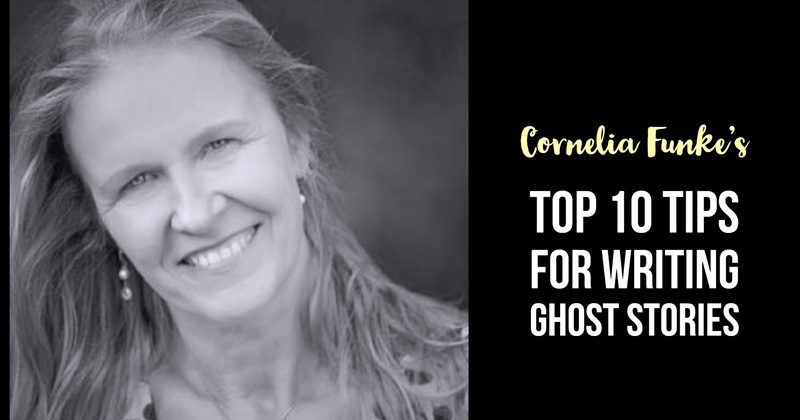 Cornelia Funke's Top 10 Tips For Writing Ghost Stories
