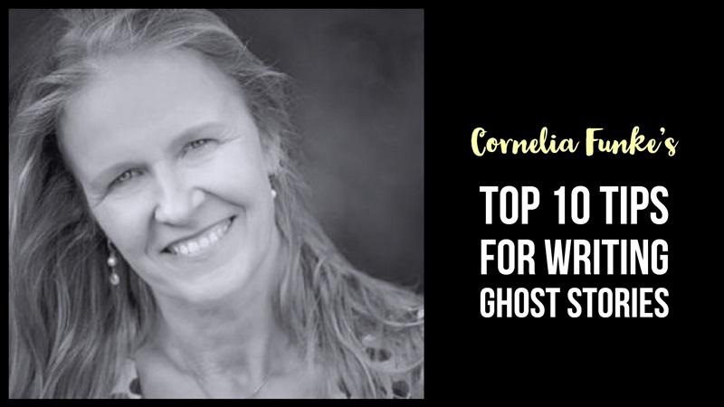 Cornelia Funke's Top 10 Tips For Writing Ghost Stories