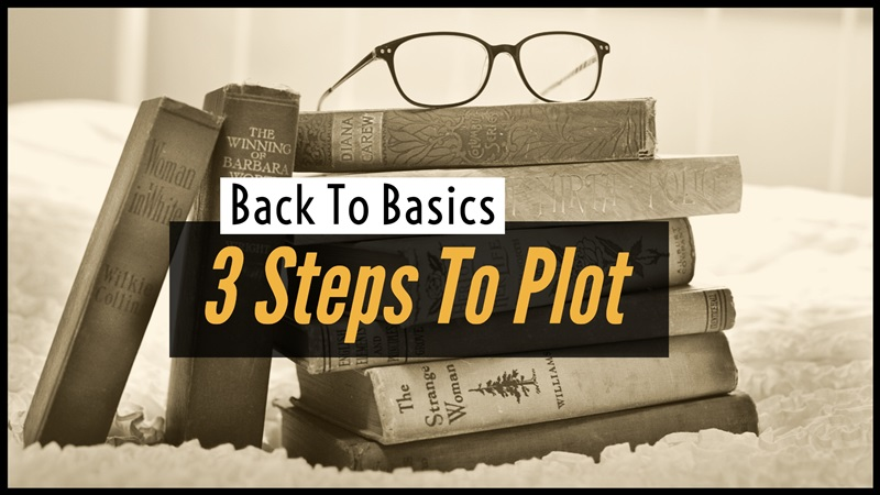 Back To Basics 3 Steps To Plot