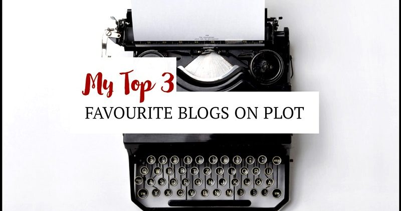 My Top 3 Favourite Blogs On Plot