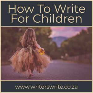 Kids Etc - How To Write For Children