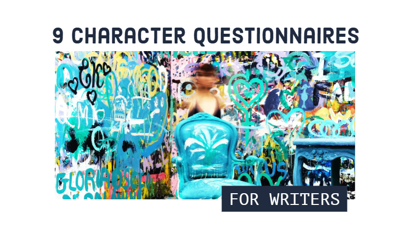 9 Useful Character Questionnaires For Writers