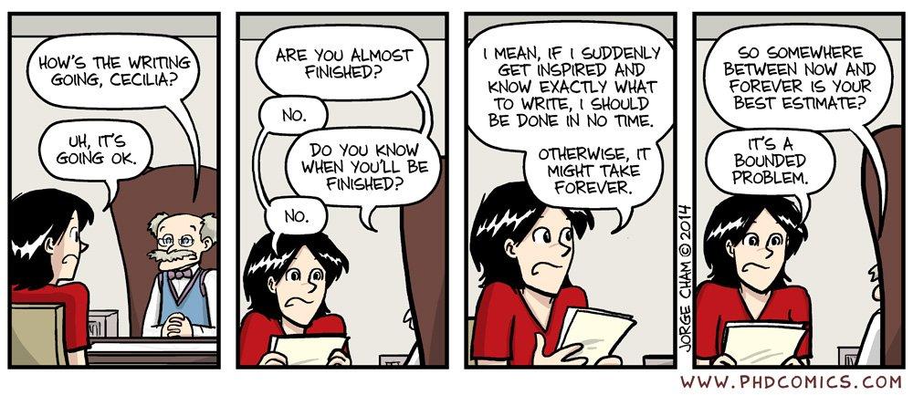 Phd writers