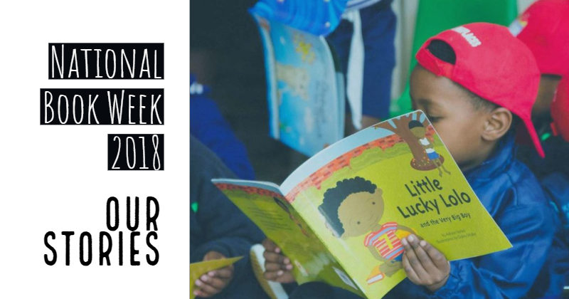 National Book Week 2018: Our Stories