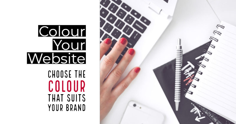 Colour Your Website