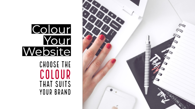 Colour Your Website