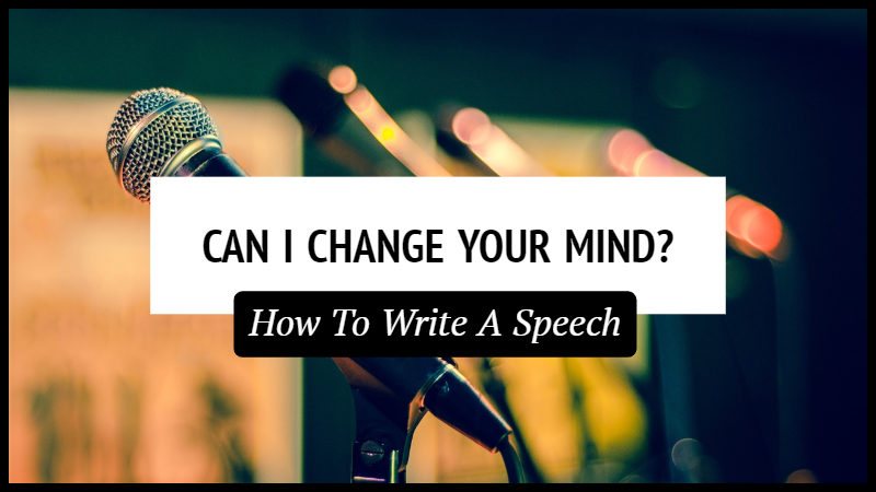 Speechwriting Course