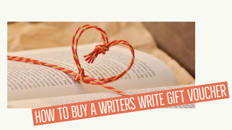 How To Buy A Writers Write Gift Voucher