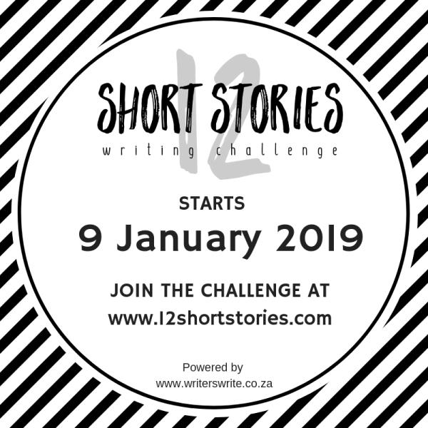 Short Story Challenge starts 9 January 2019