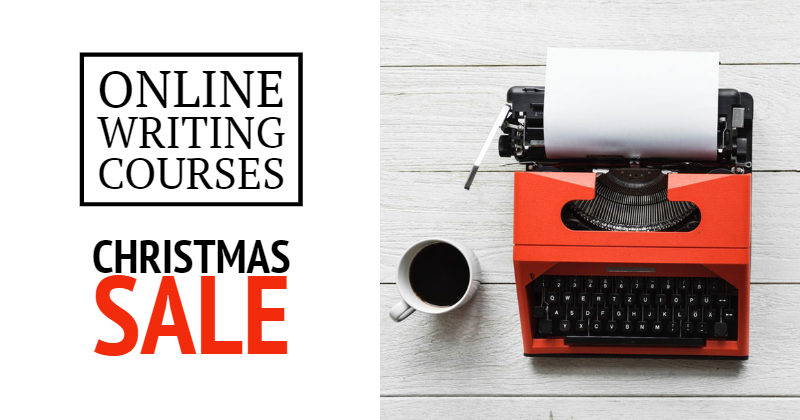 Save 25% On Online Writing Courses