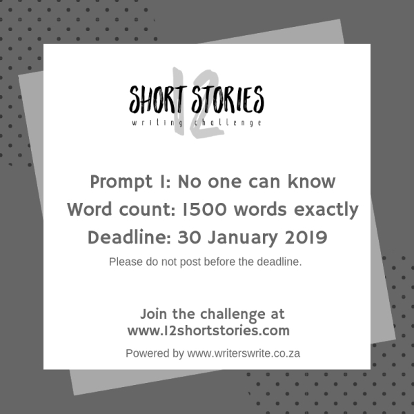 The 12 Short Stories Writing Challenge For 2019