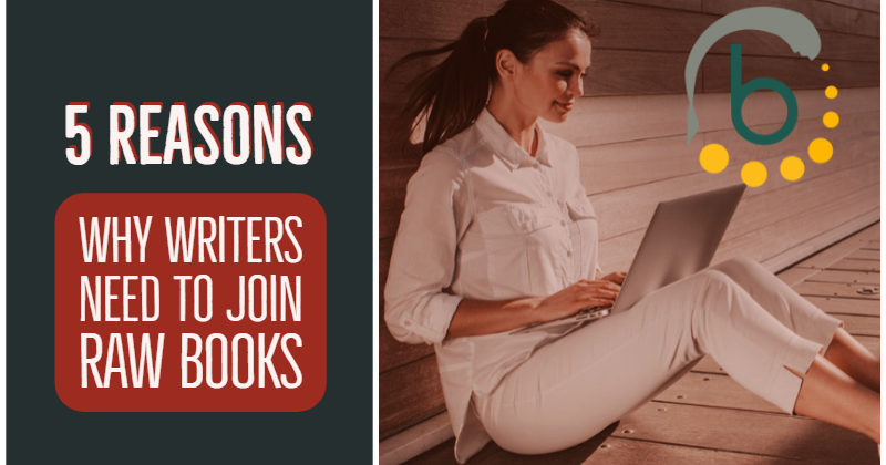 5 Reasons Why You Need To Join Raw Books