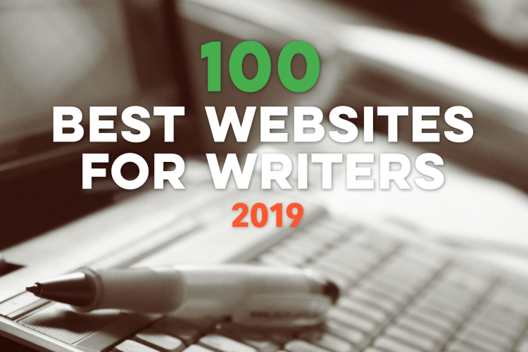 The 100 Best Websites for Writers in 2019