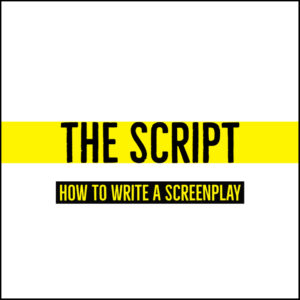 How To Write A Screenplay Online
