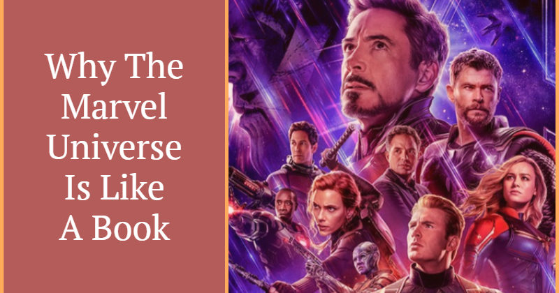 Why The Marvel Universe Is Plotted Like A Book