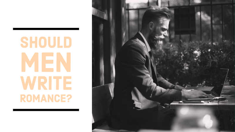Should Men Write Romance?