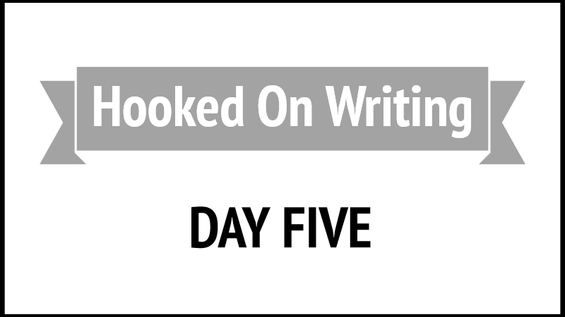 Free Course Hooked On Writing 5